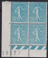 France  .   Yvert    .   362  Bloc De 4     .   **  .    Neuf  SANS  Charniere  .   /   .    MNH - Unused Stamps
