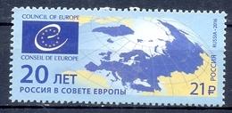 RUSLAND  (COE 377) - 1992-.... Fédération