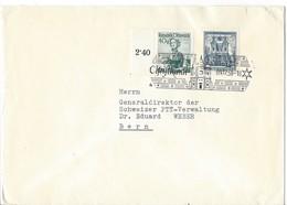 21548 - Christkindl 1958 Lettre  Pour Bern 09.12.1958 - Noël