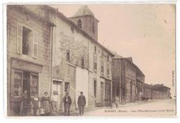 Bonnet-Rue D'Houdelaincourt,- Barbier - France