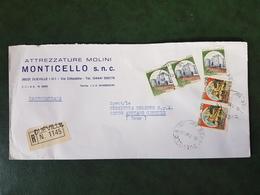 (24952) STORIA POSTALE ITALIA 1983 - 1981-90: Storia Postale