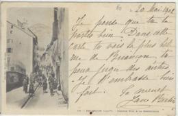 CPA Dept 05 BRIANCON Dos 1900 - Briancon