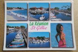 SAINT GILLES - Multivues ( La Réunion ) - La Réunion