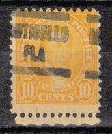 USA Precancel Vorausentwertung Preo, Locals Florida, Monticello 642-577 - Vereinigte Staaten