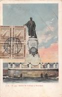 ¤¤  -  EGYPTE   -  PORT-SAÏD   -  Statue De Lesseps   -  ¤¤ - Port Said