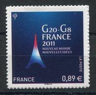 RC 11859 FRANCE N° 598 G20 AUTOADHÉSIFS COTE 5,00€ TB - Frankreich