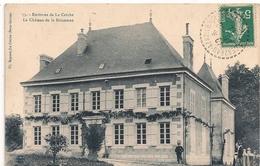 Cpa 79 Chateau De Brissonne - France