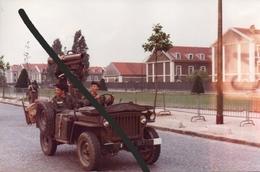 Vincennes - Ce Soir L'Armée Juin 1978 Mise En Place (1) Jeep Milan - Documents