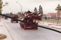 Vincennes - Ce Soir L'Armée Juin 1978 Mise En Place (2) Chenillette Hawk - Documents