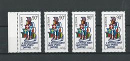 Lituanie: 561 ** (4x) - Lituanie