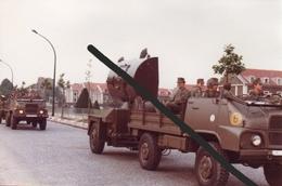 Vincennes - Ce Soir L'Armée Juin 1978 Mise En Place (4) SUMB Radar Hawk - Documenti