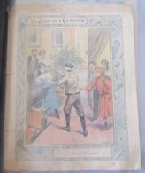 France - Collection D'environ 30 Couvertures De Cahiers De Devoirs Anciennes Dont Chasse, Mode, Bâteaux, Japon, Etc... - Collections, Lots & Series