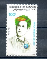 Djibouti. Rimbaud - Djibouti (1977-...)