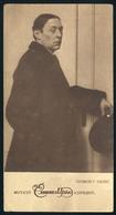 SZÁMOLÓ CÉDULA 1910-20. Cca. Régi Reklám Grafika  Szomory Dezső  /  Vintage Adv. Graphics BAR TAB Ca 1910-20 - Alte Papiere