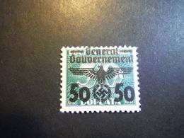 2e Guerre Mondiale - 2WW - Gouvernement Général  (T3) - Allemagne