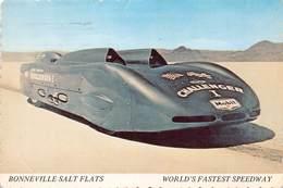 Etats-Unis - Utah - Wendover - Bonneville Salt Flats - World's Fastest Speedway - Mickie Thompson's Challenger I - Auto - Autres