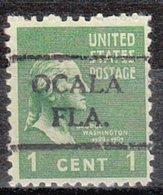 USA Precancel Vorausentwertung Preo, Locals Florida, Ocala 716 - Vereinigte Staaten