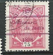 Compagnie Du Mozambique Yvert N° 37 B Oblitéré  (( Dent 13/1/2) -  Po60407 - Mozambique