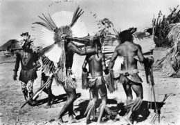 Brésil - Ile Fluviale De BANANAL - Danse De Guerre Karaja - Indiens - Brésil
