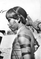 Brésil - Ile Fluviale De BANANAL - Jeune Indien Karaja - Brésil