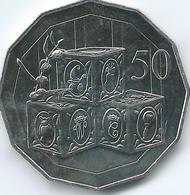 Australia - Elizabeth II - 2015 - 50 Cents - Royal Baby - Monnaie Décimale (1966-...)