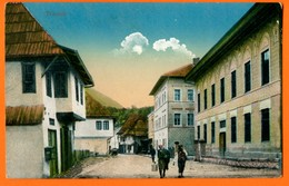 Travnik - Bosnia And Herzegovina 1917 - Bosnie-Herzegovine