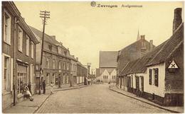 ZWEVEGEM - Avelgemstraat - Zwevegem