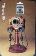 Telefonkarte Frankreich - Historische Telefone 1901 -  50 Units - 06/97 - Frankreich