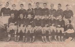 31/ Toulouse - Equipe 1 De Rugby Du Stade Toulousain En L'tétat (labouche ) - Toulouse