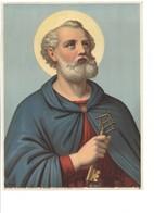 Oleografia Cromolitografia San Pietro Fine 1800 - Litografia