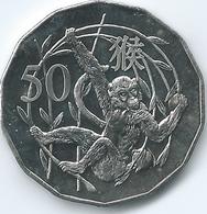 Australia - Elizabeth II - 2016 - Year Of The Monkey - Monnaie Décimale (1966-...)