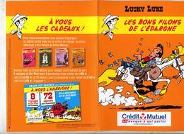 Livret Banque Cmdp Filons Epargne Theme Lucky Luck 25 Pages - Livres, BD, Revues