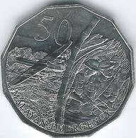 Australia - Elizabeth II - 2016 - 50 Cents - Australians At War - Malayan Emergency - Monnaie Décimale (1966-...)