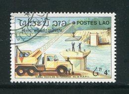 LAOS- Y&T N°615- Oblitéré - Laos