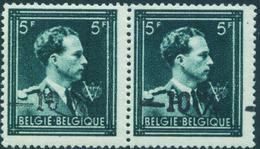724P ** Paar - 1946 -10%