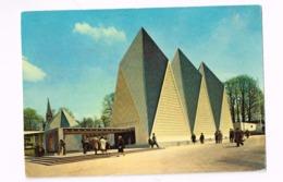 Exposition Universelle De Bruxelles.1958.Pavillon De La Grande-Bretagne. - Universal Exhibitions