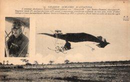 2235 Grande Semaine D'Aviation - L'aviateur Audemars - Flugwesen