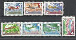 AFGANISTAN YVERT 1175/81   MNH  ** - Afganistán