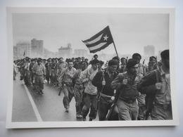 """CPM """"Crisis De Octubre - Ciudad De La Habana - Cuba"""" - Cuba"""