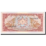 Billet, Bhoutan, 5 Ngultrum, KM:14, NEUF - Bhoutan