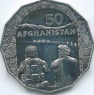 Australia - Elizabeth II - 2016 - 50 Cents - Australians At War - Afghanistan - Monnaie Décimale (1966-...)