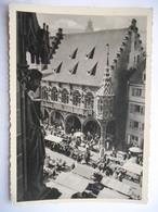 """CPSM """"Freiburg - Kaufhaus Vom Münster Gesehen"""" - Freiburg I. Br."""