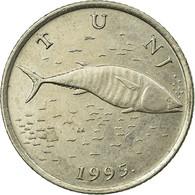 Monnaie, Croatie, 2 Kune, 1995, TTB, Copper-Nickel-Zinc, KM:10 - Croatie