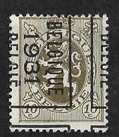 België  1931 Typo Nr. 248B - Sobreimpresos 1929-37 (Leon Heraldico)