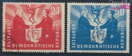 DDR 284-285 (kompl.Ausg.) Gestempelt 1951 Deutsch-polnische Freundschaft (8731945 - DDR