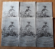 Bulletins Theodore Champion 1931-32 - Stamps