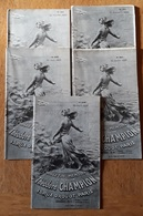 Bulletins Theodore Champion 1932 - Stamps