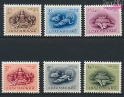 Luxemburg 541-546 (kompl.Ausg.) Postfrisch 1955 Brauchtum (9256330 - Luxemburg