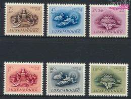 Luxemburg 541-546 (kompl.Ausg.) Postfrisch 1955 Brauchtum (9256333 - Luxemburg