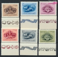 Luxemburg 541-546 (kompl.Ausg.) Postfrisch 1955 Brauchtum (9256334 - Luxemburg
